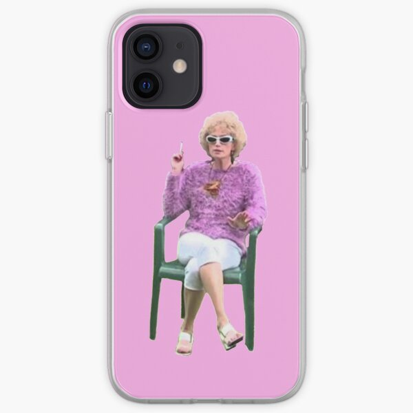 Kath and Kim iPhone Soft Case