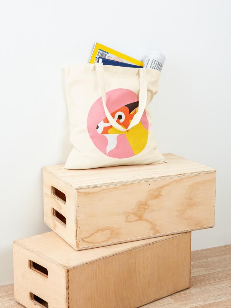 Alternate view of Goat Tote Bag
