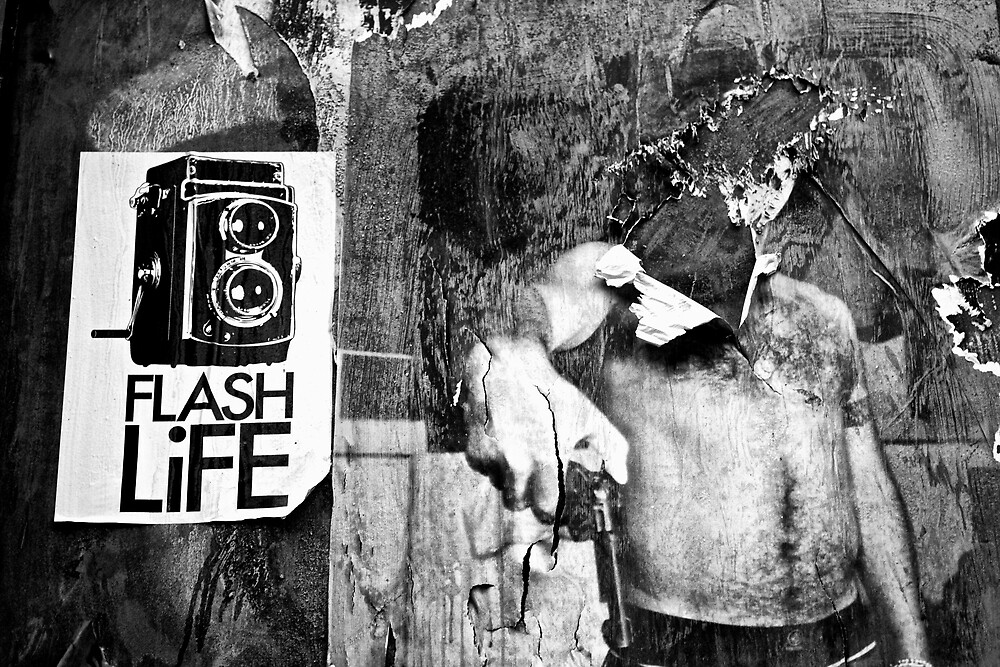 Flash Life - New York by Andy Solo