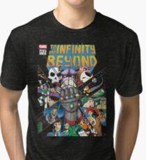 Camiseta de tejido mixto Toy Gauntlet