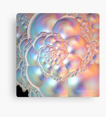 Beautiful Bubble Canvas Print
