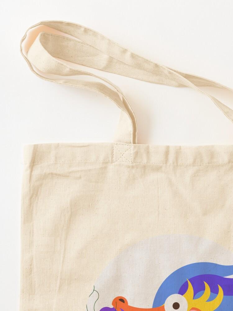 Alternate view of Dragon Tote Bag