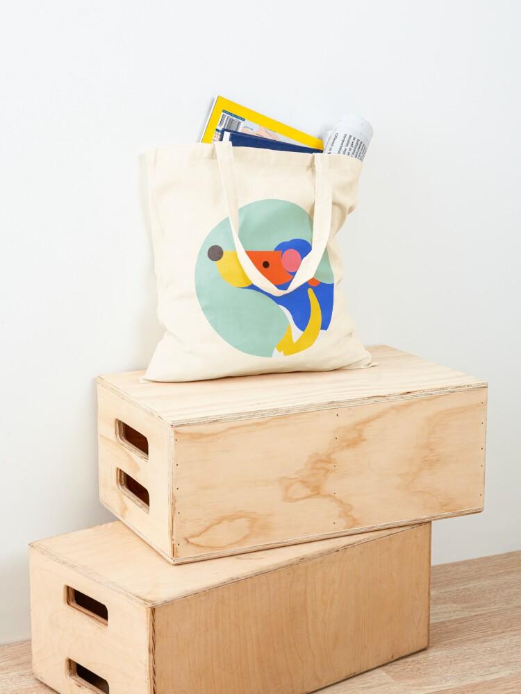 Alternate view of Rat Tote Bag
