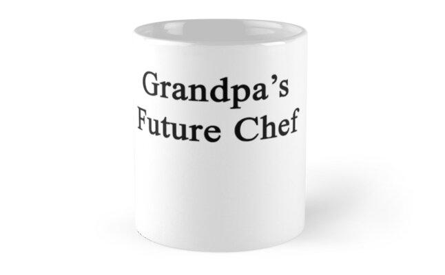Grandpa's Future Chef  by supernova23