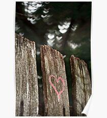 Love divides Poster