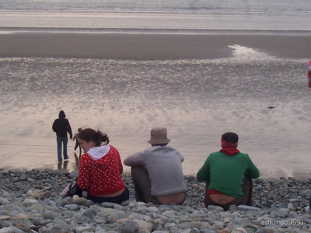 North Wales Beach by ashwood9591