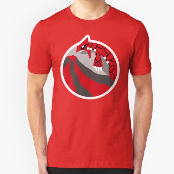 Land World (Modern Version) Slim Fit T-Shirt