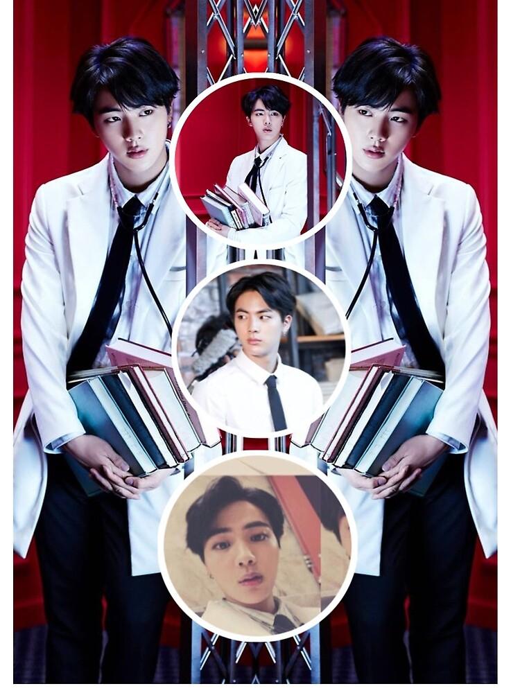 Jin Circles by satansaysyo