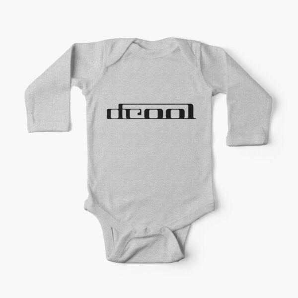Drool Long Sleeve Baby One-Piece