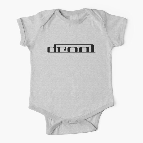 Drool Short Sleeve Baby One-Piece