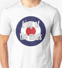 The Mighty Boosh – King of the Mods T-Shirt