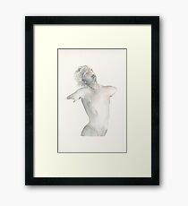 Dancing Satyr Framed Print
