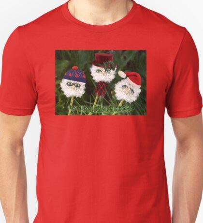 Dandelion Christmas T-Shirt