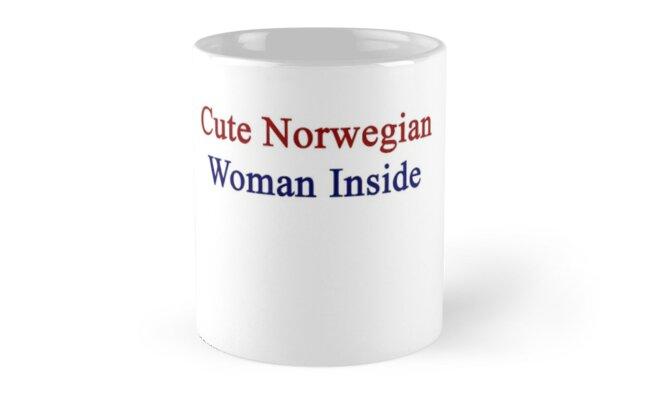 Cute Norwegian Woman Inside  by supernova23