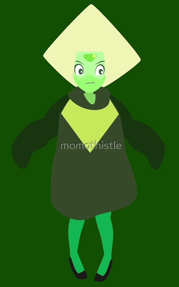 Peridot's Sweater by momothistle