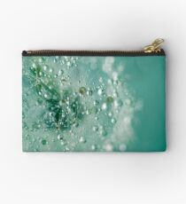 Dewdrops on Dandelion - 5 Studio Pouch