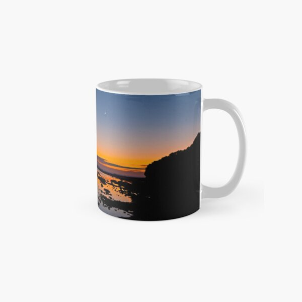 Dawn at Congo Point, NSW Classic Mug