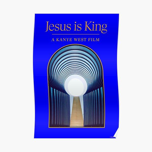 Poster Kanye West Jesus Is King Poster