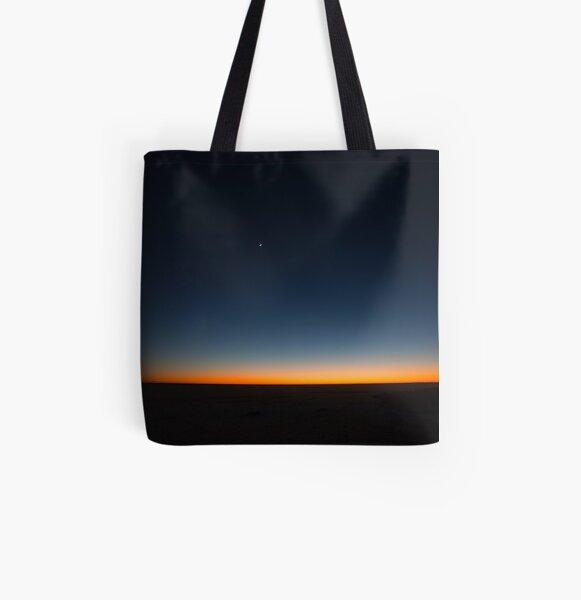 Lake McKay All Over Print Tote Bag
