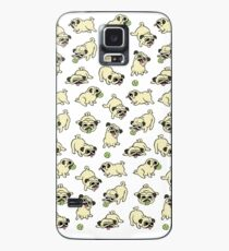 Playful Pugs Case/Skin for Samsung Galaxy