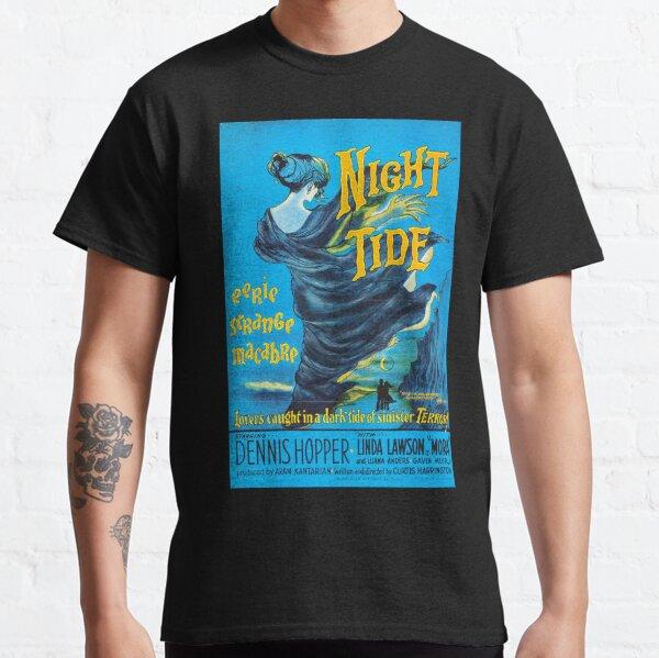 NIGHT TIDE 1961 HORROR MOVIE! Classic T-Shirt
