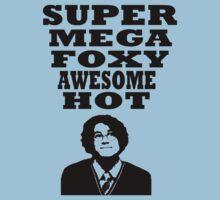 Super mega foxy awesome hot!