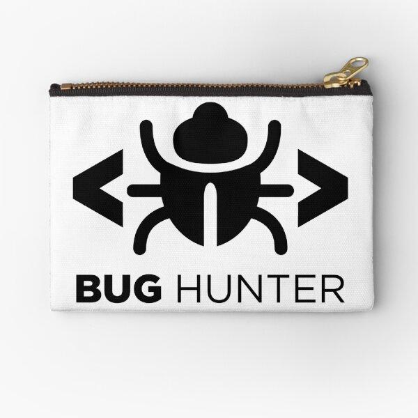 Bug Hunter - Love testing Zipper Pouch