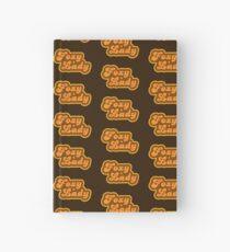Foxy Lady - Retro 70s - Logo Hardcover Journal