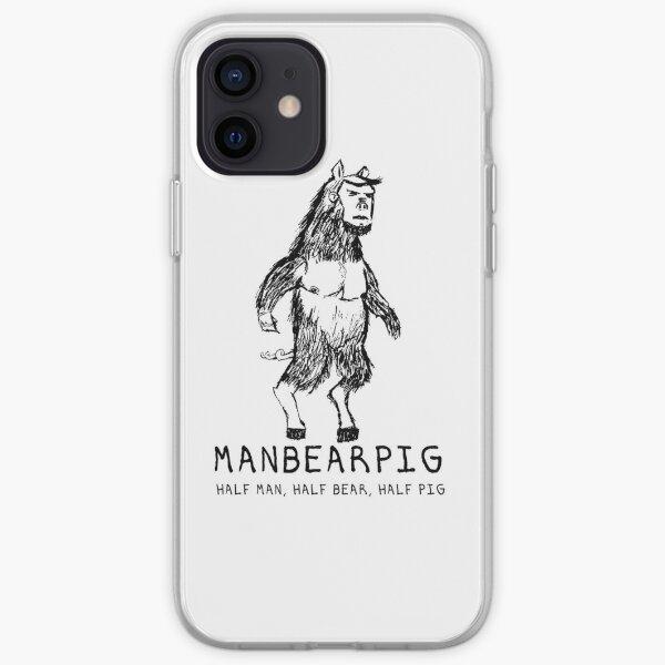 ManBearPig iPhone Soft Case