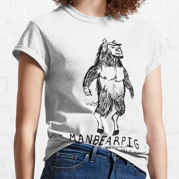 ManBearPig Classic T-Shirt