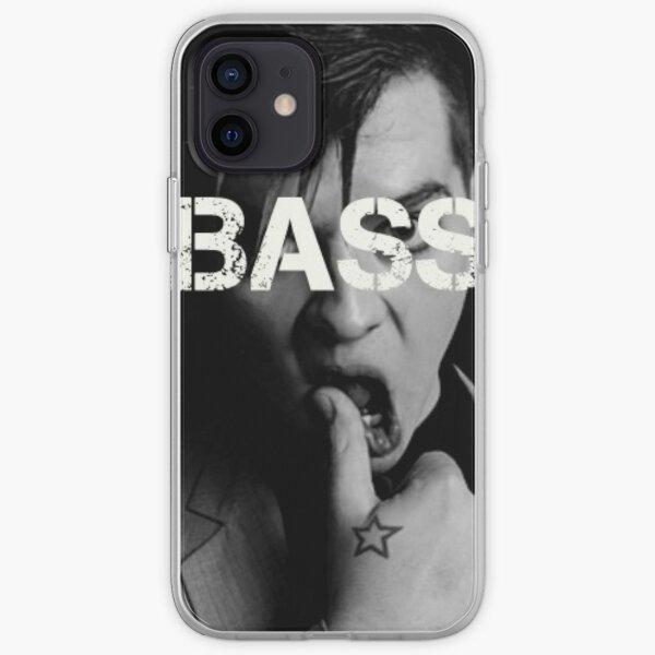 bass iPhone Soft Case