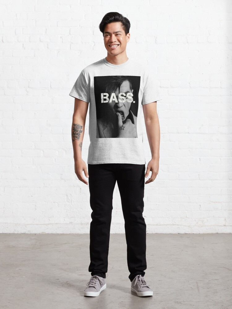 Alternate view of bass Classic T-Shirt