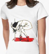 ballet Women's Fitted T-Shirt