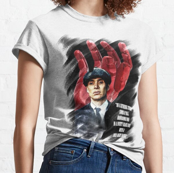 Tommy Shelby - Red Right hand Classic T-Shirt