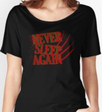 Elm had a Nightmare  Women's Relaxed Fit T-Shirt