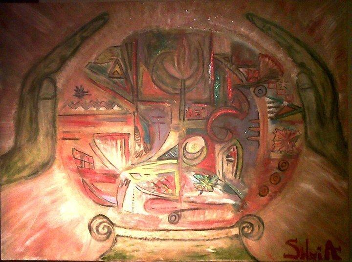 ~Genesis~ by Silvia de Caceres