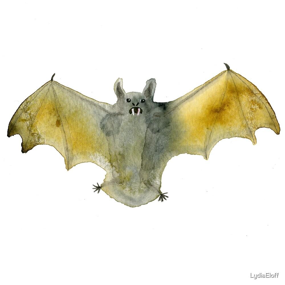 Vampire Bat by LydiaEloff