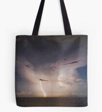 Atlantic storm Tote Bag