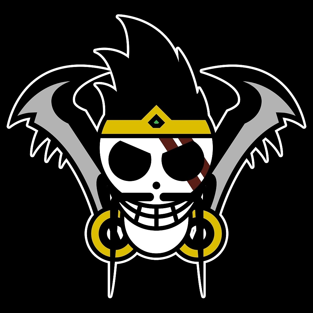 """Draven jolly roger - one piece"" by danolo 