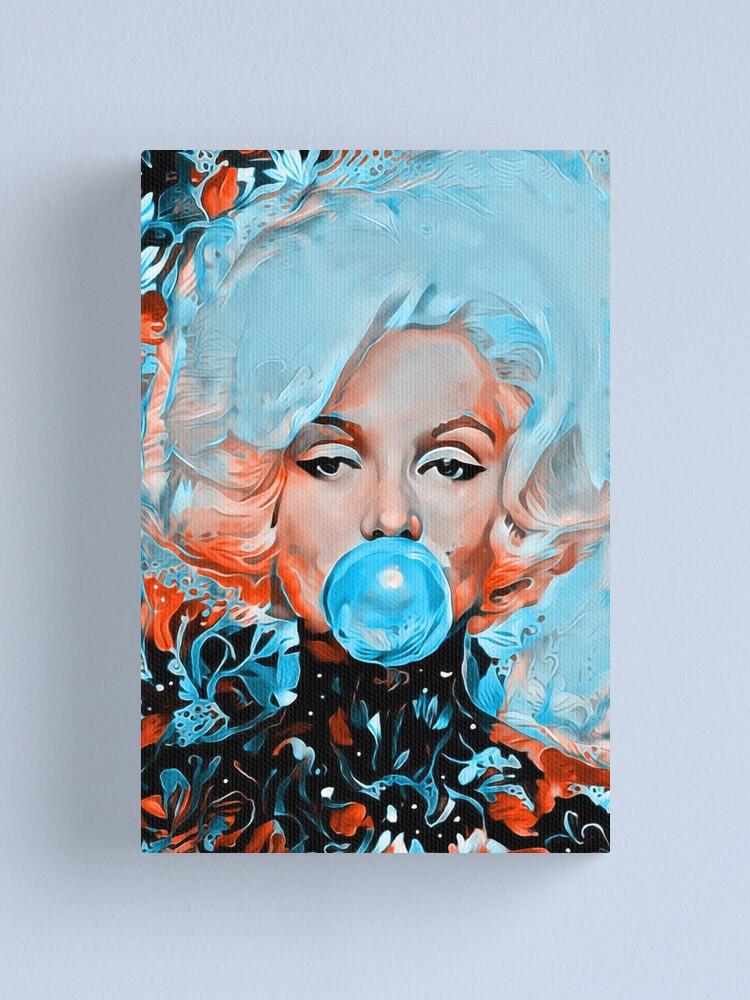 Abstract Of Marilyn Monroe