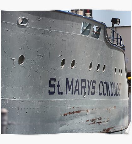 St. Mary's Conquest Poster