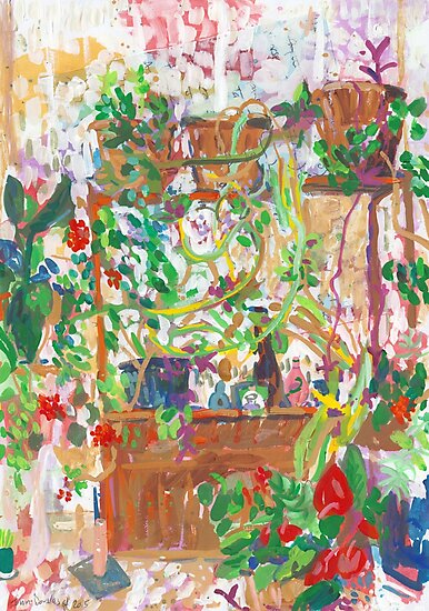 Spring Sunroom by John Douglas