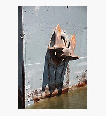 St. MARYS CONQUEST ANCHOR Photographic Print