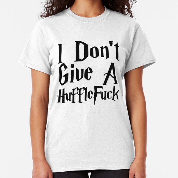 I Like Crazy People Who Don/'t Give A F*ck T-Shirt