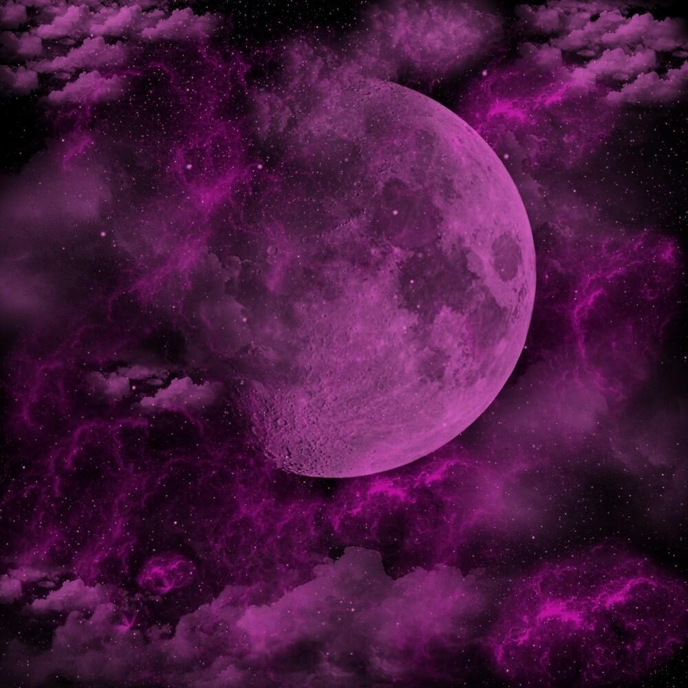 Planet Purple by Deewinged