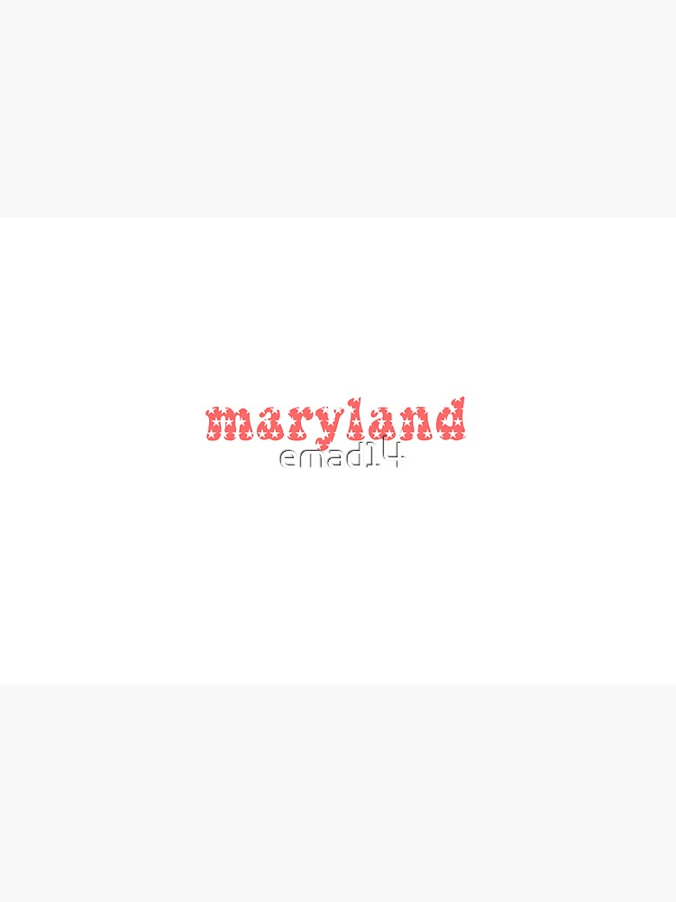 maryland by emad14