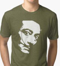 Salvador Dali Tri-blend T-Shirt