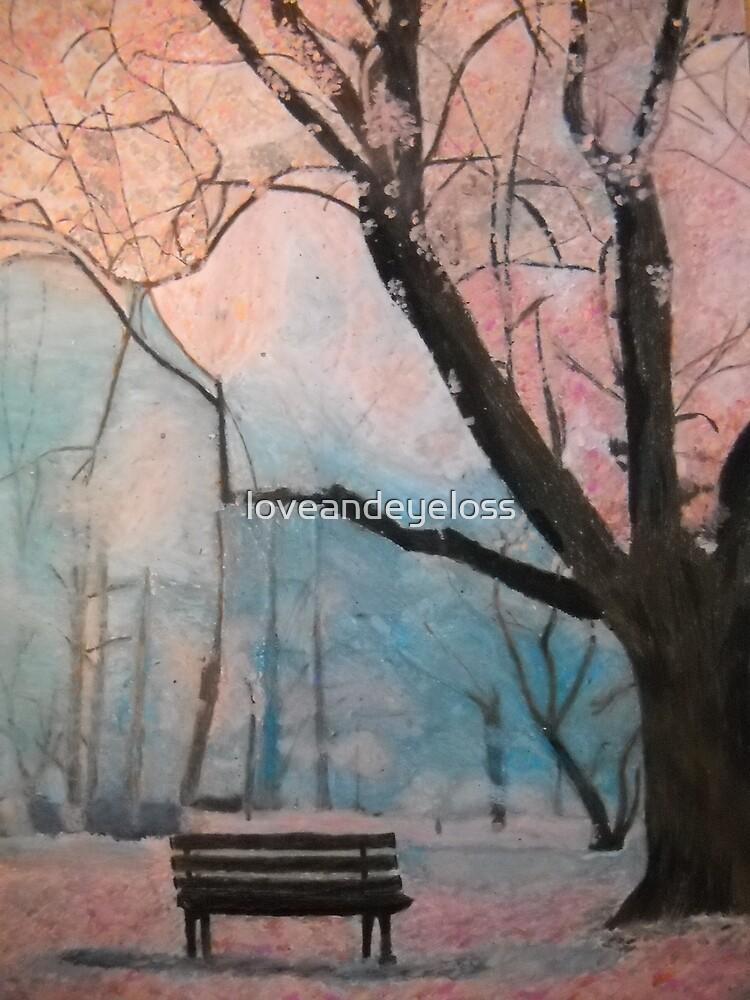 Sakura Tree by loveandeyeloss