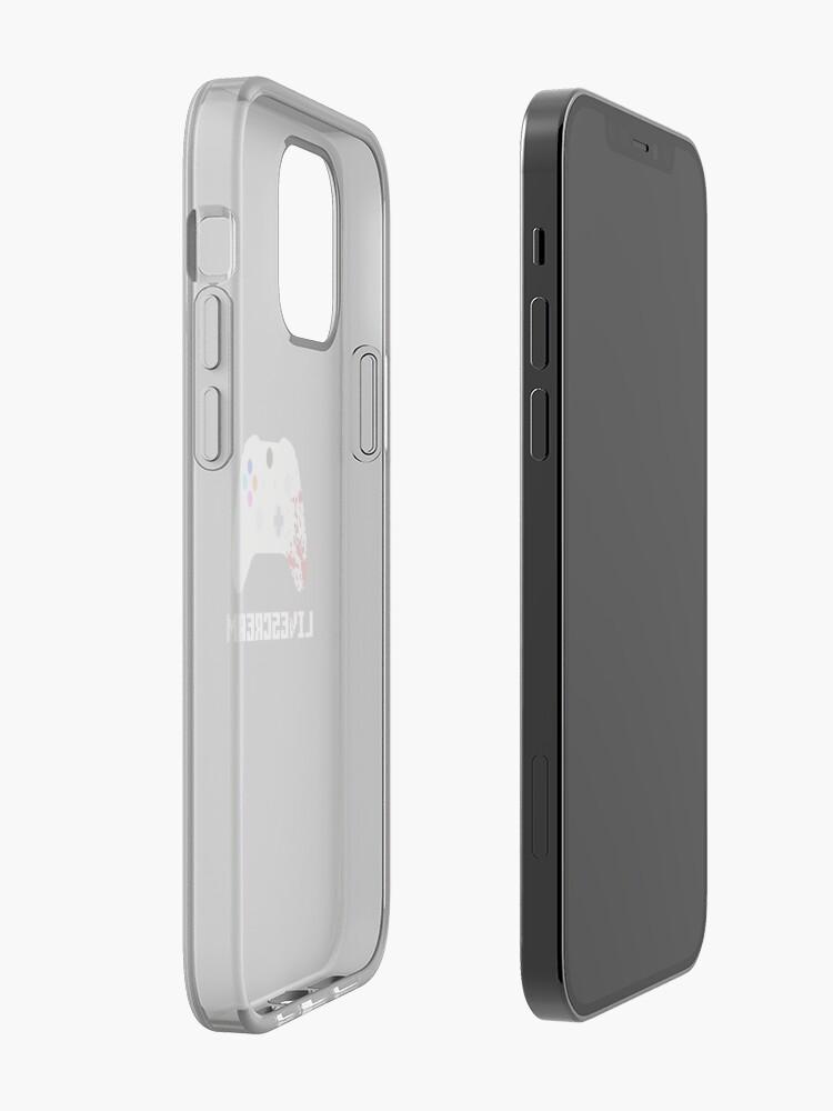 Alternate view of Livescream Poster Design iPhone Case & Cover