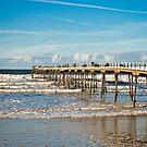 Saltburn Pier by robbtate